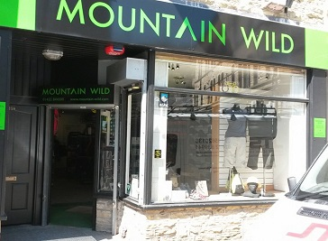 Mountain Wild (Uk) - Halifax