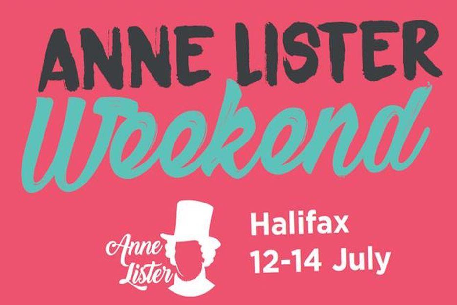 Anne Lister Weekend