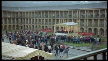 Brassed Off in The Piece Hall