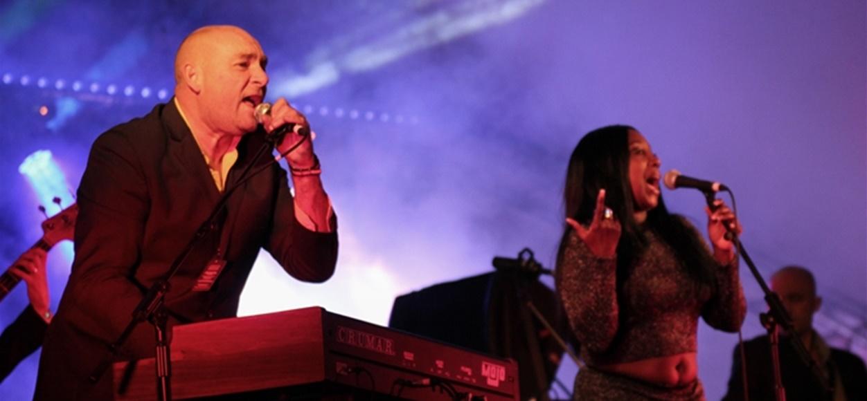 JTQ THE JAMES TAYLOR QUARTET WITH DJ PAUL DUNPHY
