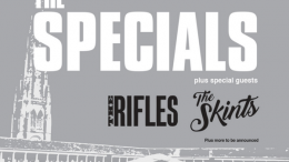 THE SPECIALS PLUS VERY SPECIAL GUESTS