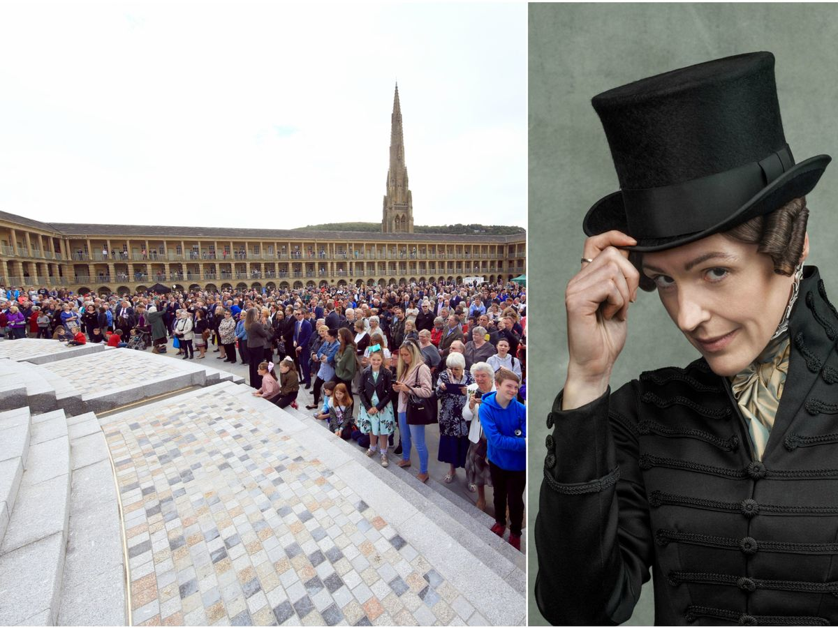 ANNE LISTER BIRTHDAY PIECE HALL
