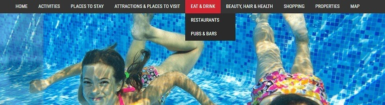 Drop Down menus Advertise with us What's on in Halifax